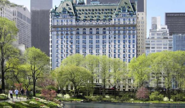 Sultan of Brunei bids for Saharas New York, London hotels