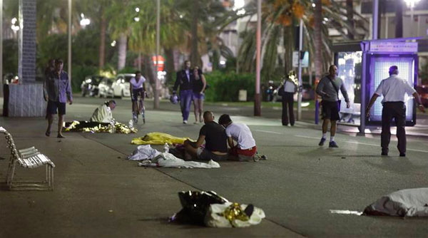 Among the first to die in Nice attack was Muslim woman