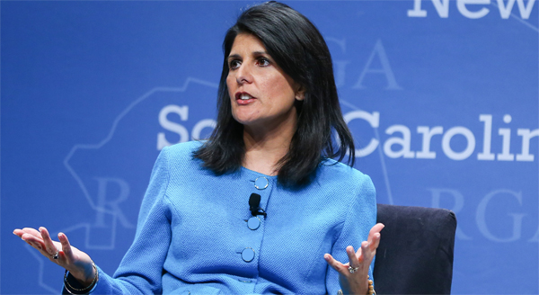 Indian-American Nikki Haley confirmed as new US envoy to UN