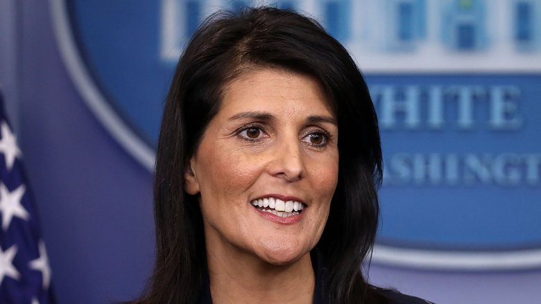 Nikki Haley exits Trump administration with her reputation significantly enhanced