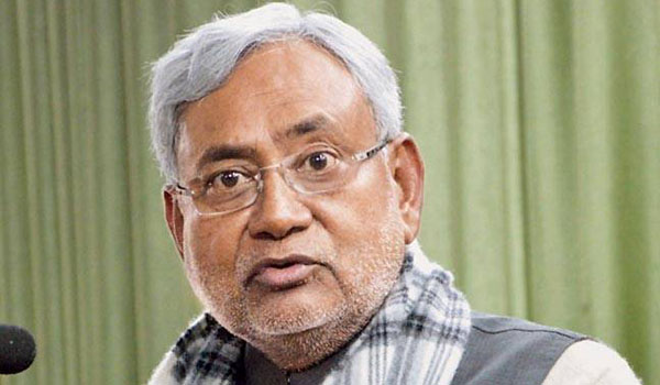 Nitish government score on poll issues below average