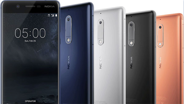 'Nokia 5' comes to India at Rs 12,499
