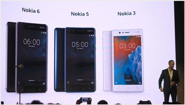 After revamped 3310, Nokia launches three new smartphones in India