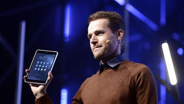 First Nokia-branded Android tablet announced
