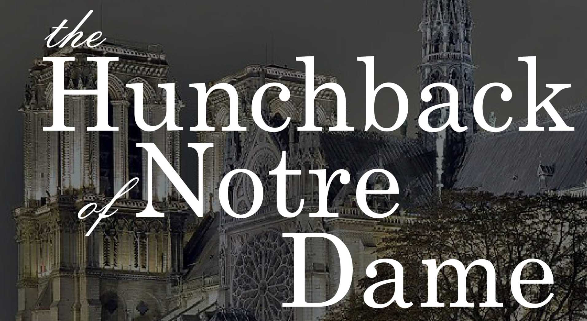 Hunchback of Notre Dame jumps to top of Frances online bestseller list after cathedral fire