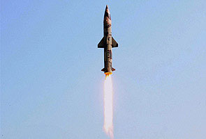 India test-fires n-capable Prithvi-II missile