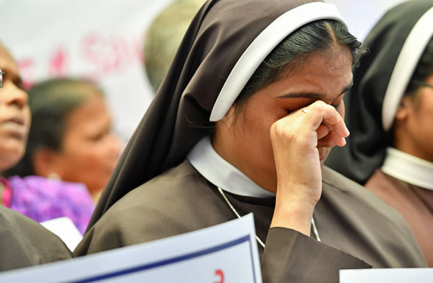 1 more nun who protested against rape accused Bishop issued transfer orders