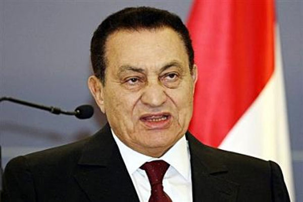 Egypt court acquits Mubarak, aides in killing of protesters