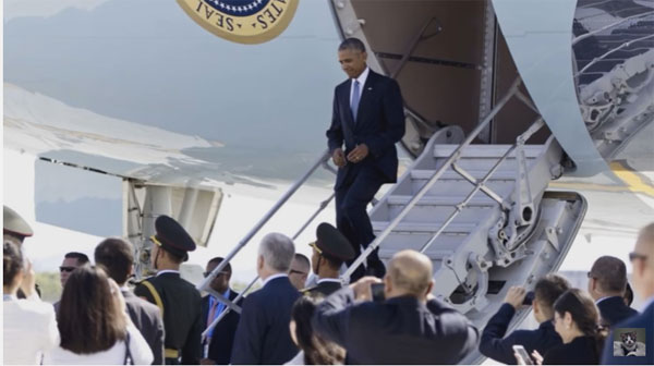 Obama snubbed by Chinese in chaotic arrival at G20