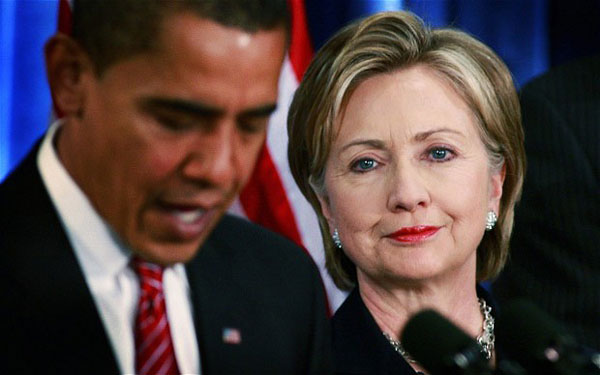 Hillary Clinton would make an excellent president: Obama