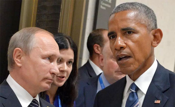 Obama to retaliate against Russia over election hacking