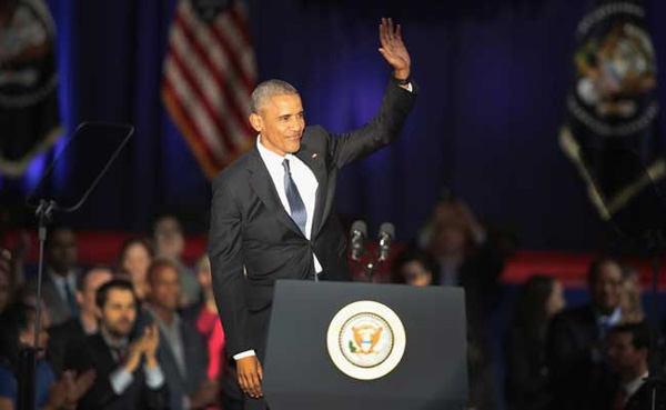 Majority of Americans want Obama back as President: poll