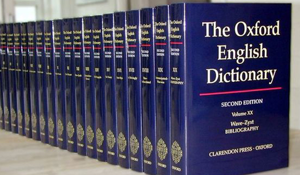 Oxford English Dictionary includes chuddies in latest update