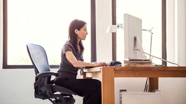 Too much sitting may cause health risks