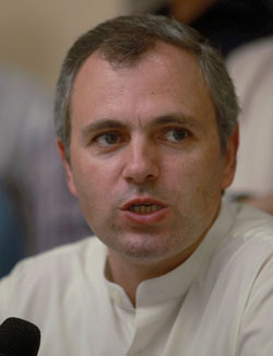 None involved in ISIS flag waving linked with militancy: Omar Abdullah