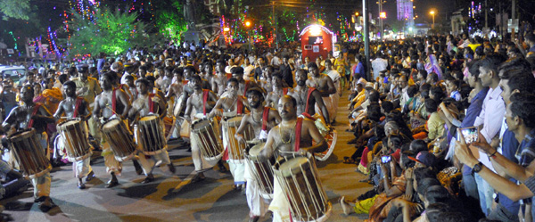 Colourful pageantry marks end of Onam celebrations