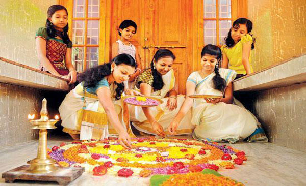 State celebrates Onam with traditional fervour and gaiety