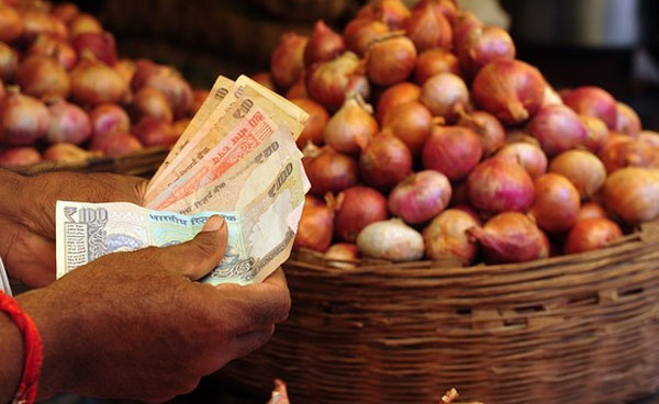 Tears in the eyes of onion growers