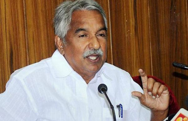 Is Oommen Chandy on the way out?