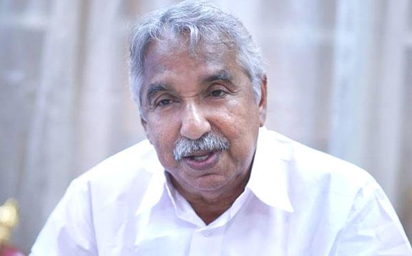 Didnt expect to complete five-year term: CM Oommen Chandy