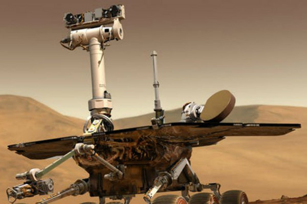 Optimistic about Mars Opportunity rover, says NASA