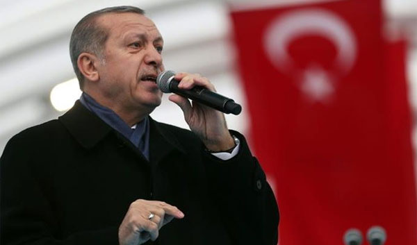 Turkey President eager to hear Trump's Mideast policies