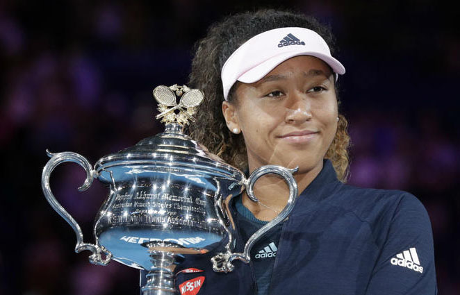 Osaka tops WTA rankings