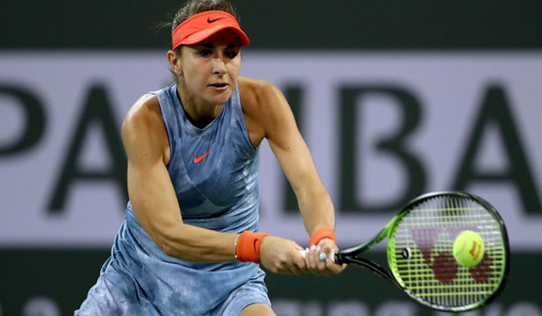 Top-ranked Osaka, Halep crash out of Indian Wells