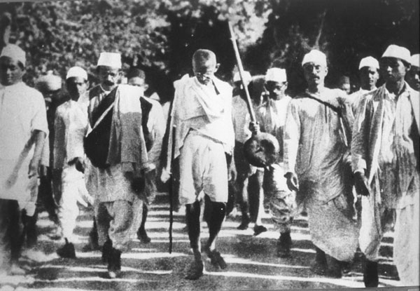 The forgotten Mahatma