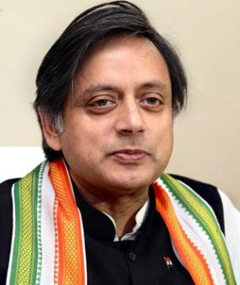Tharoor thanks PM Modi for patting him on clean-up campaign