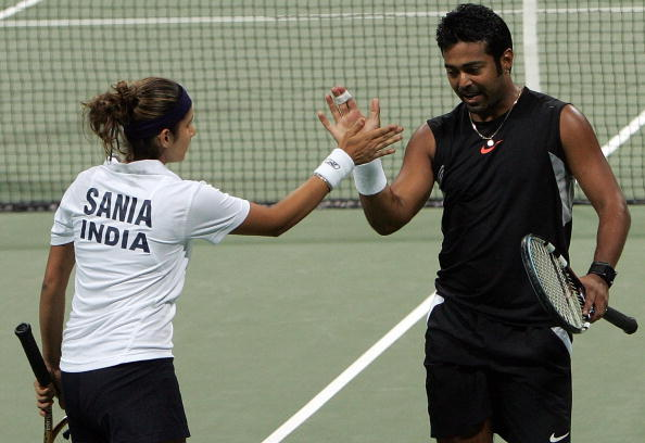 Olympic tennis: Tricky draw for Paes-Sania