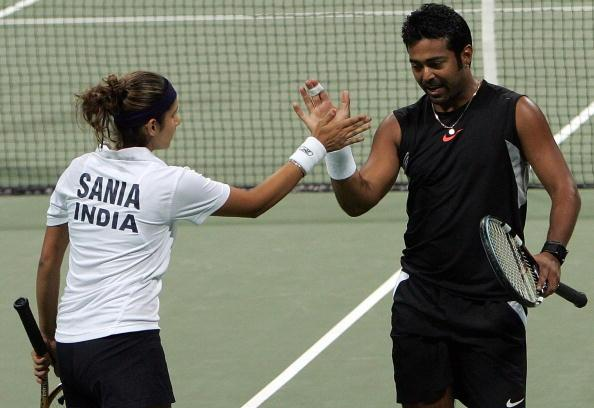 Paes, Sania enter quarters of US Open