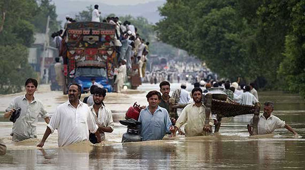 Misleading data by India aggravated floods: Pakistan