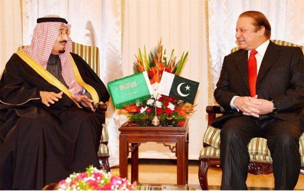 Pak to take issue of joining Saudi military alliance to parliament
