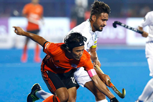 Hockey World Cup: Pakistan and Malaysia play out hard-fought draw to stay afloat