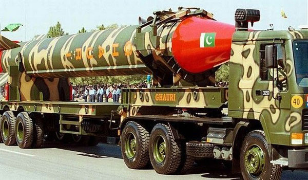 Outpacing India, Pakistan may get 3rd largest nuclear arsenal: Report