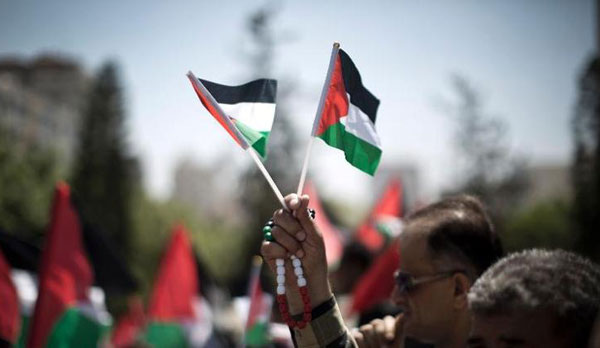 India committed to Palestine cause, also to two-nation solution