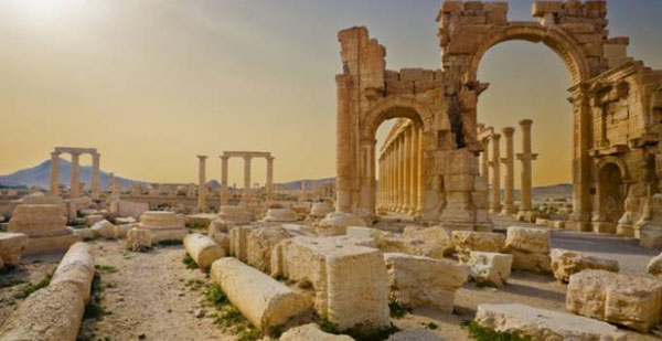 No damage to Syrias ancient city of Palmyra
