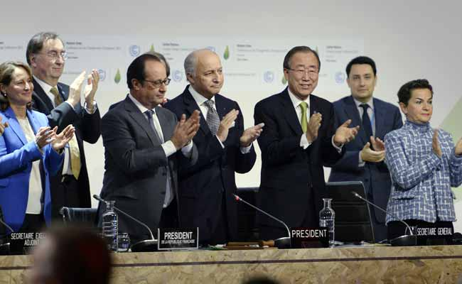 Paris agreement: Is it worth a try?