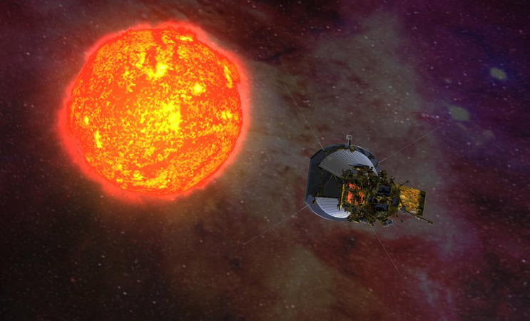 NASAs solar probe completes 2nd closest encounter with Sun