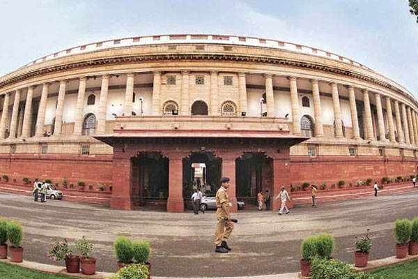 Quota Bill for upper castes introduced in Lok Sabha