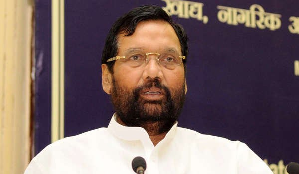 No question of bringing in ordinance on Ram temple,says Paswan