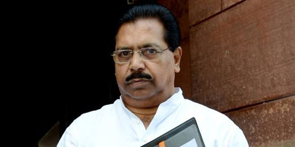 P C Chacko in charge of Congress in Delhi