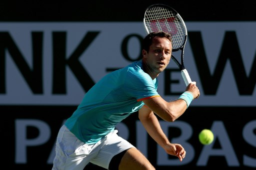 Kohlschreiber stuns Djokovic at Indian Wells, Rafa, Federer advance