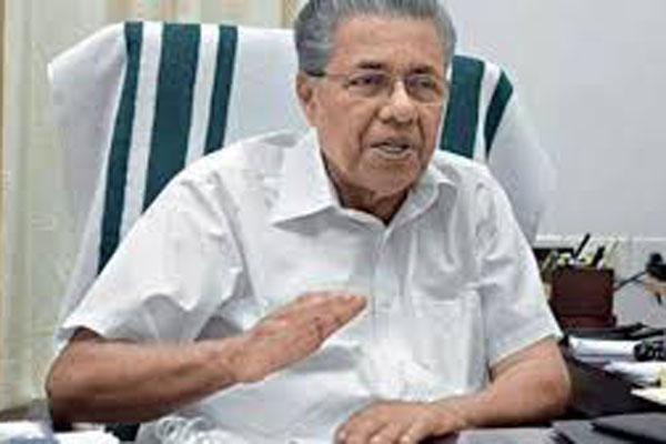 Kerala CM writes to PM Modi regarding new 'NRI tax'