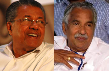 Surprised at Chandy's remark over Lavalin case: Pinarayi