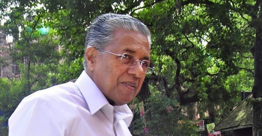 Pinarayi Vijayan writes to PM on diasporas return