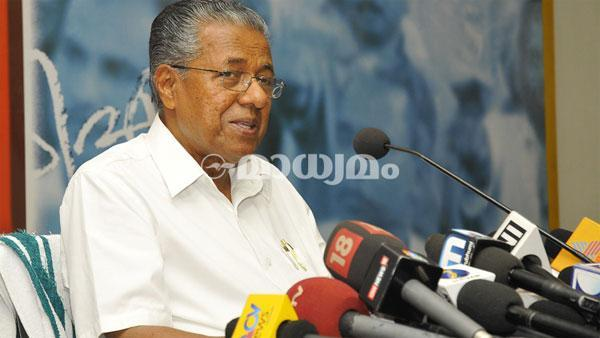 Congress and BJP are one and the same: Vijayan