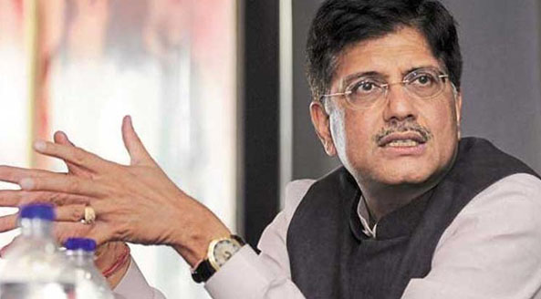 Railway minister Piyush Goel heckled in Lucknow