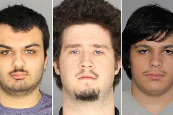 4 held in New York state for plotting against Muslims